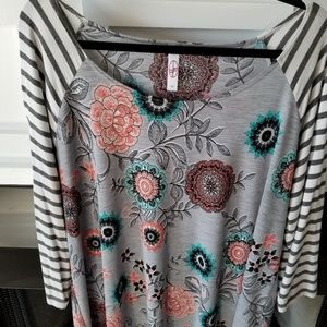 Tops - Boutique Size 3X Tunic